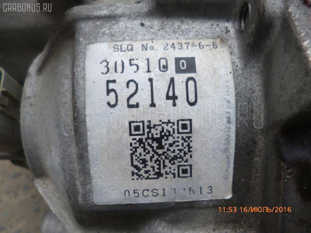 КПП автоматическая TOYOTA FUNCARGO NCP20 2NZ-FE Фото 3