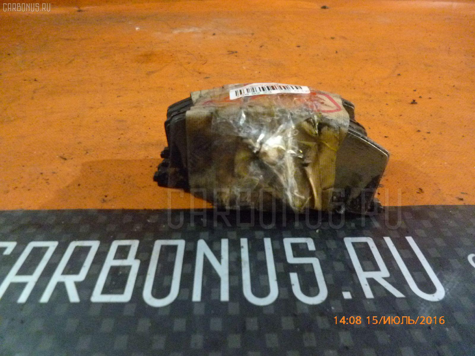 Тормозные колодки TOYOTA SPRINTER CARIB AE115G 7A-FE. Фото 4