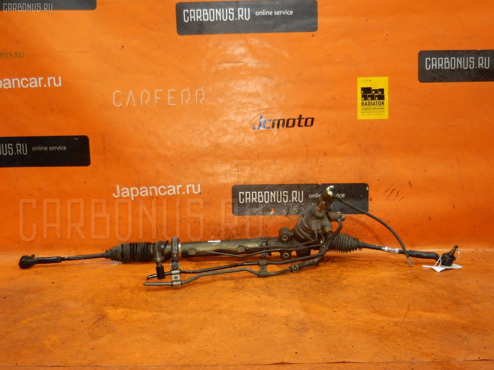 Рулевая рейка TOYOTA CRESTA JZX100 1JZ-GE. Фото 6