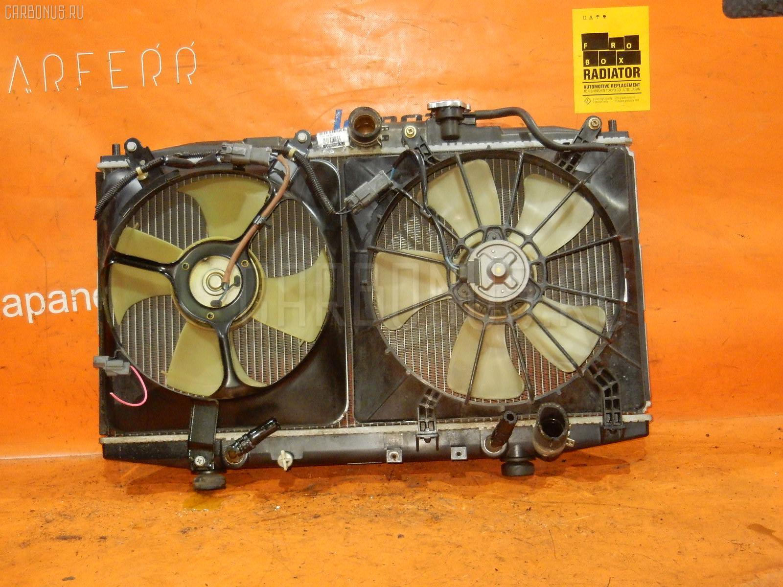 Вентилятор радиатора ДВС HONDA TORNEO CF4 F20B Фото 2
