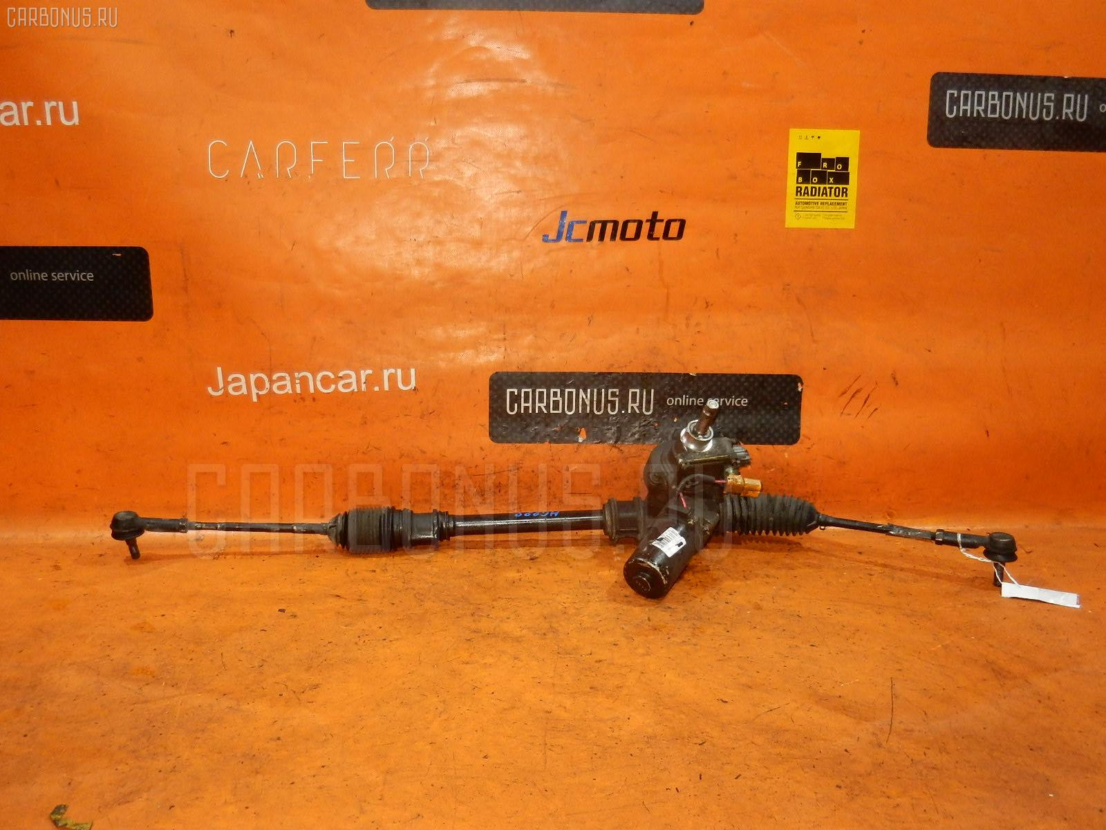 Рулевая рейка Nissan Moco MG22S K6A Фото 1