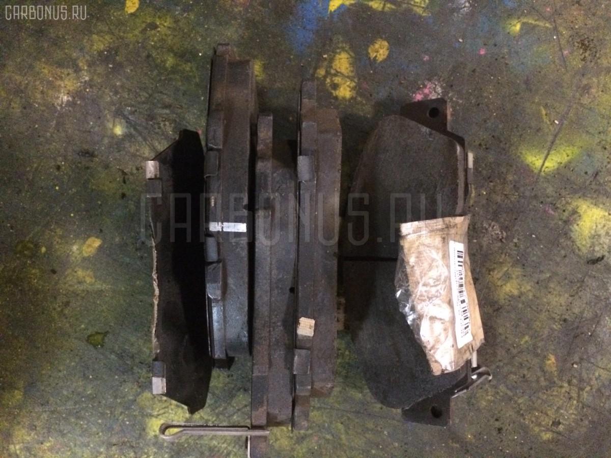 Тормозные колодки Honda S-mx RH2 B20B Фото 1