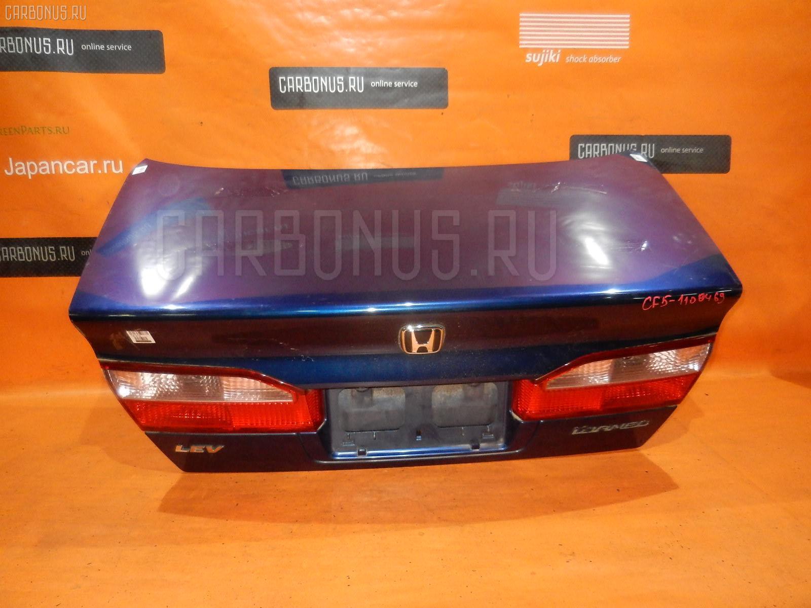Крышка багажника HONDA TORNEO CF5 Фото 2