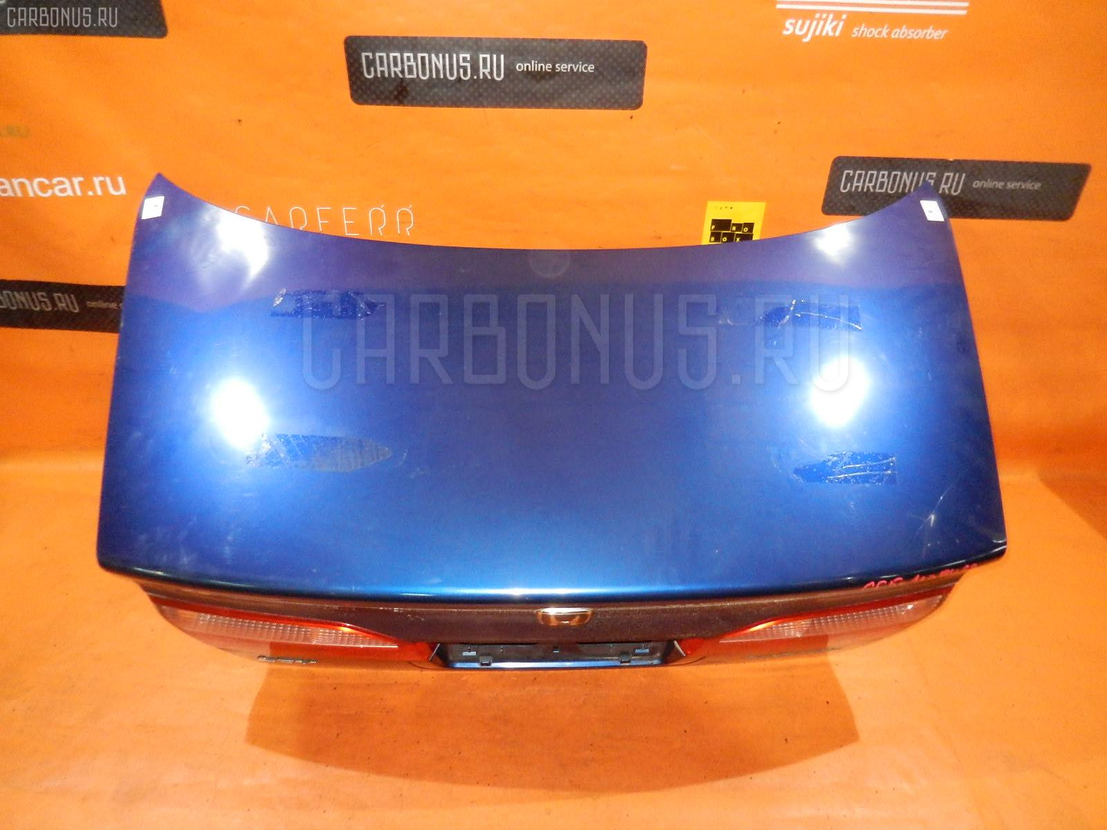 Крышка багажника Honda Torneo CF5 Фото 1
