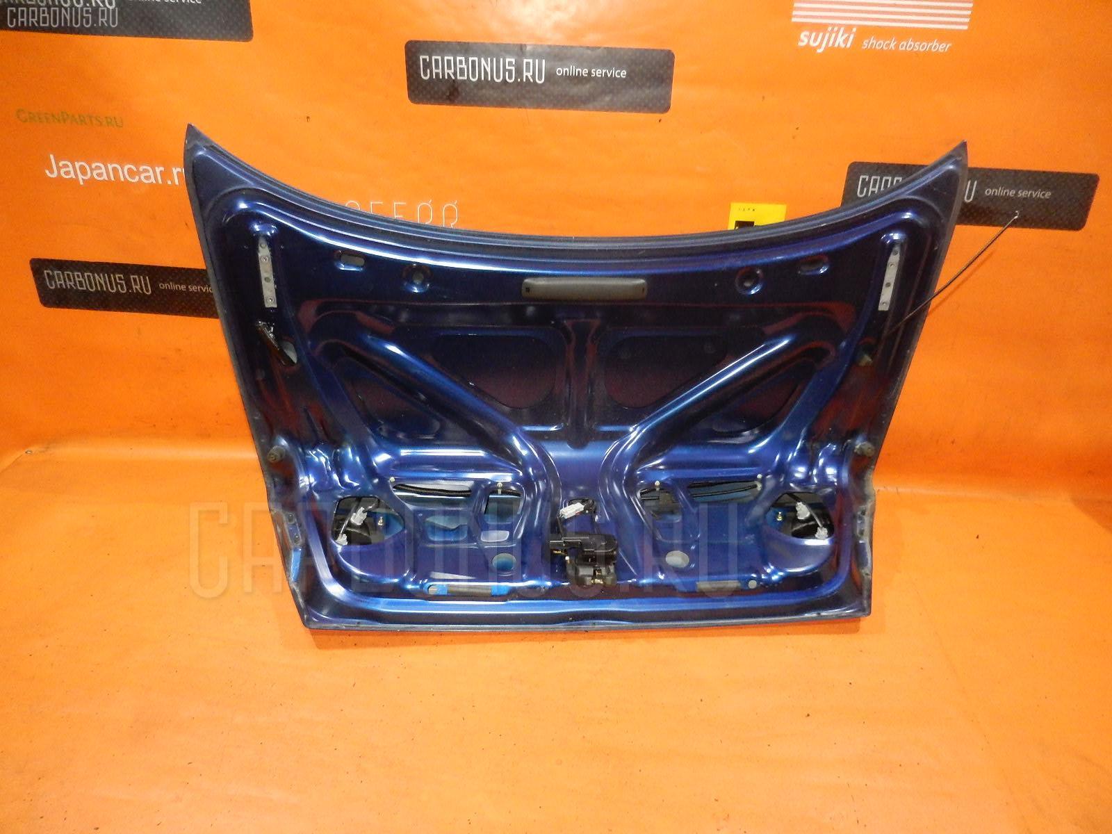 Крышка багажника HONDA TORNEO CF5 Фото 3