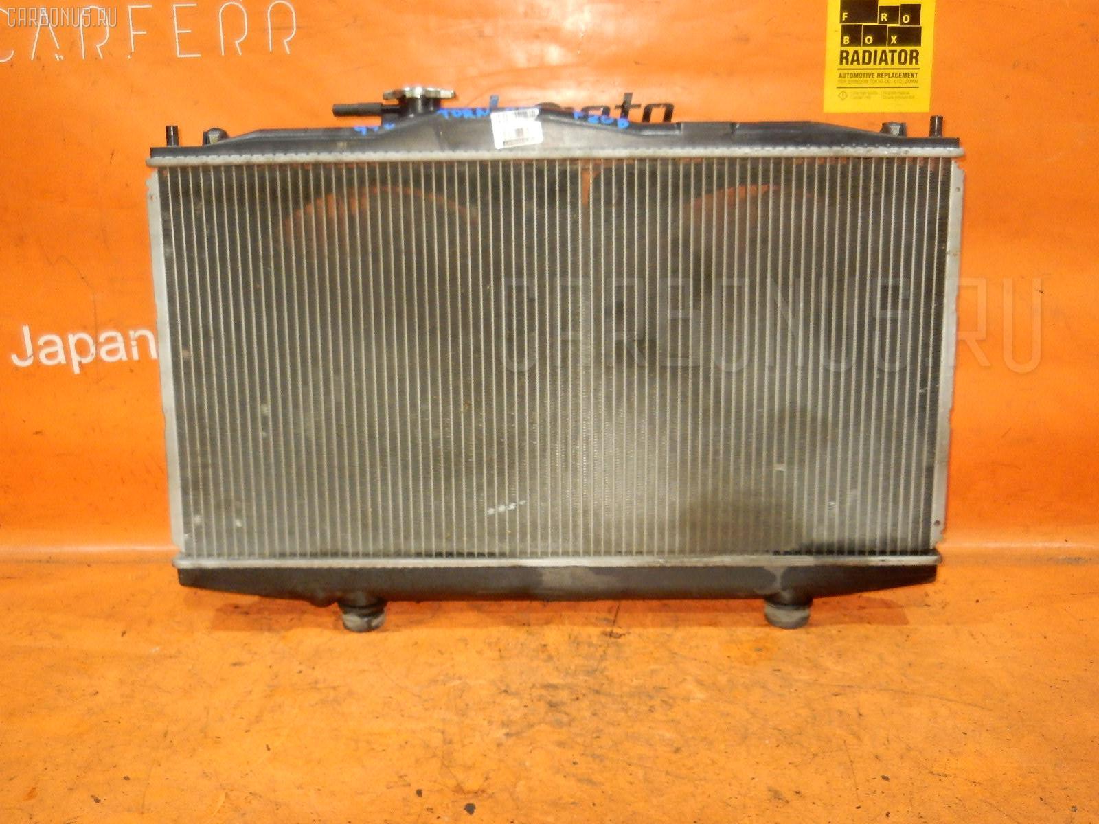 Радиатор ДВС HONDA TORNEO CF5 F20B Фото 2