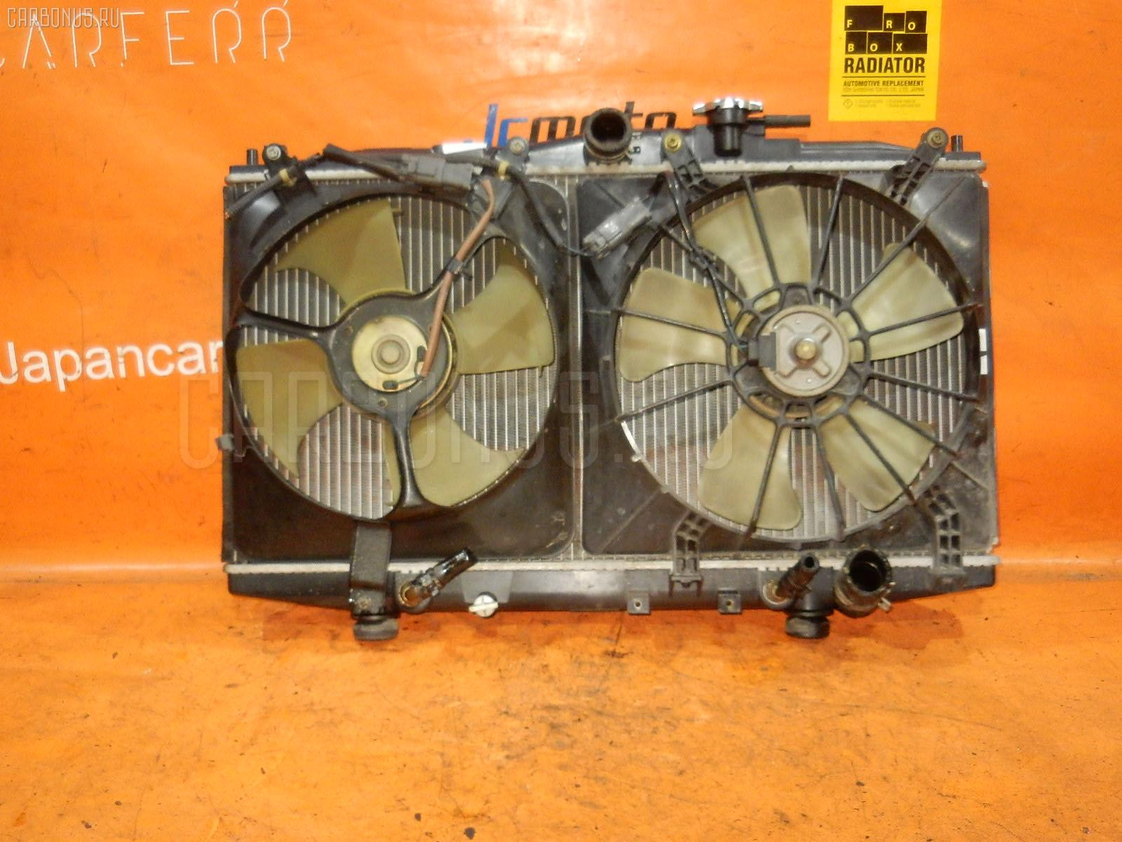 Радиатор ДВС HONDA TORNEO CF5 F20B Фото 1