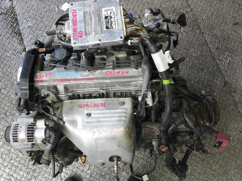 Двигатель TOYOTA CARINA ED ST202 3S-FE Фото 15