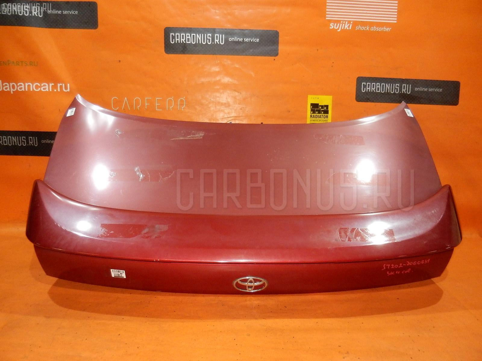Крышка багажника Toyota Carina ed ST202 Фото 1