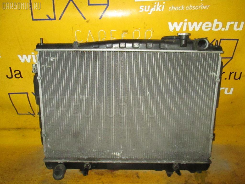 Радиатор ДВС NISSAN CEDRIC HY34 VQ30DET Фото 1