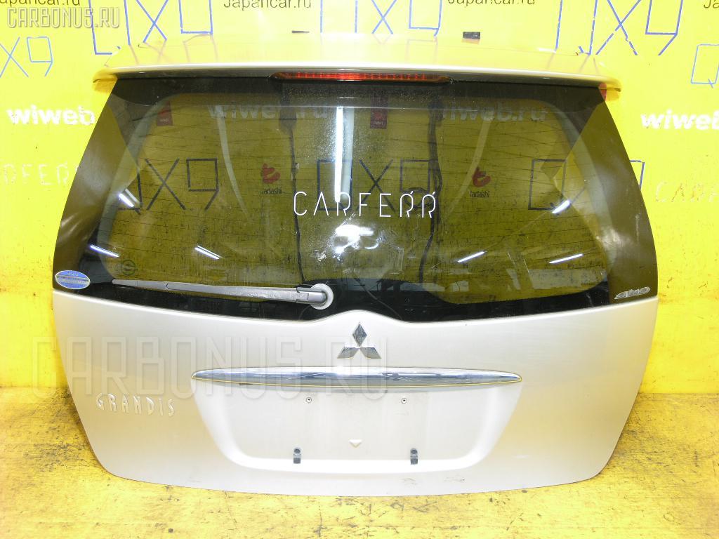 Дверь задняя Mitsubishi Grandis NA4W Фото 1