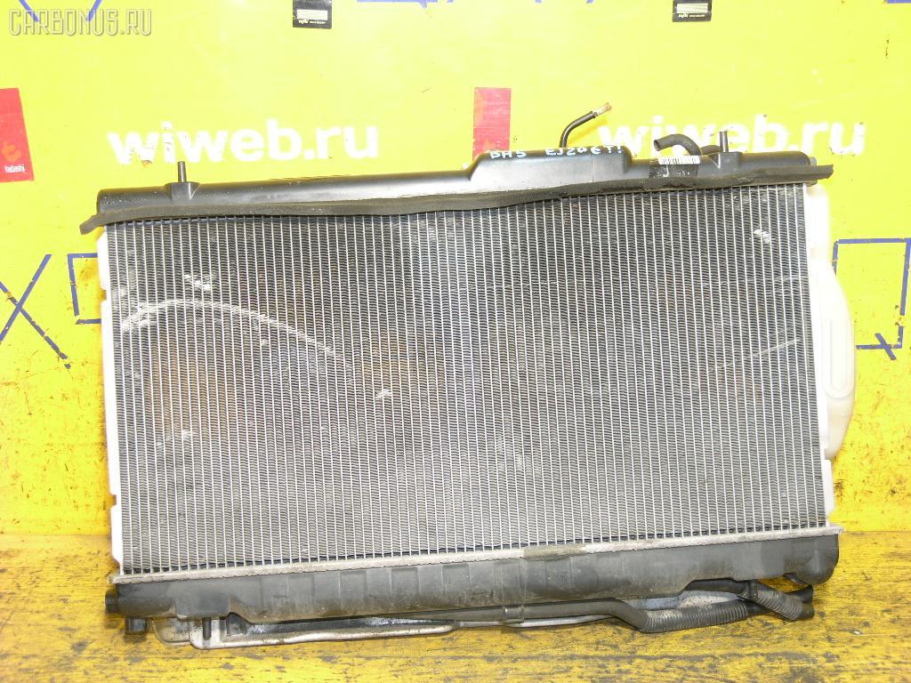 Радиатор ДВС SUBARU LEGACY WAGON BH5 EJ206-TT Фото 2