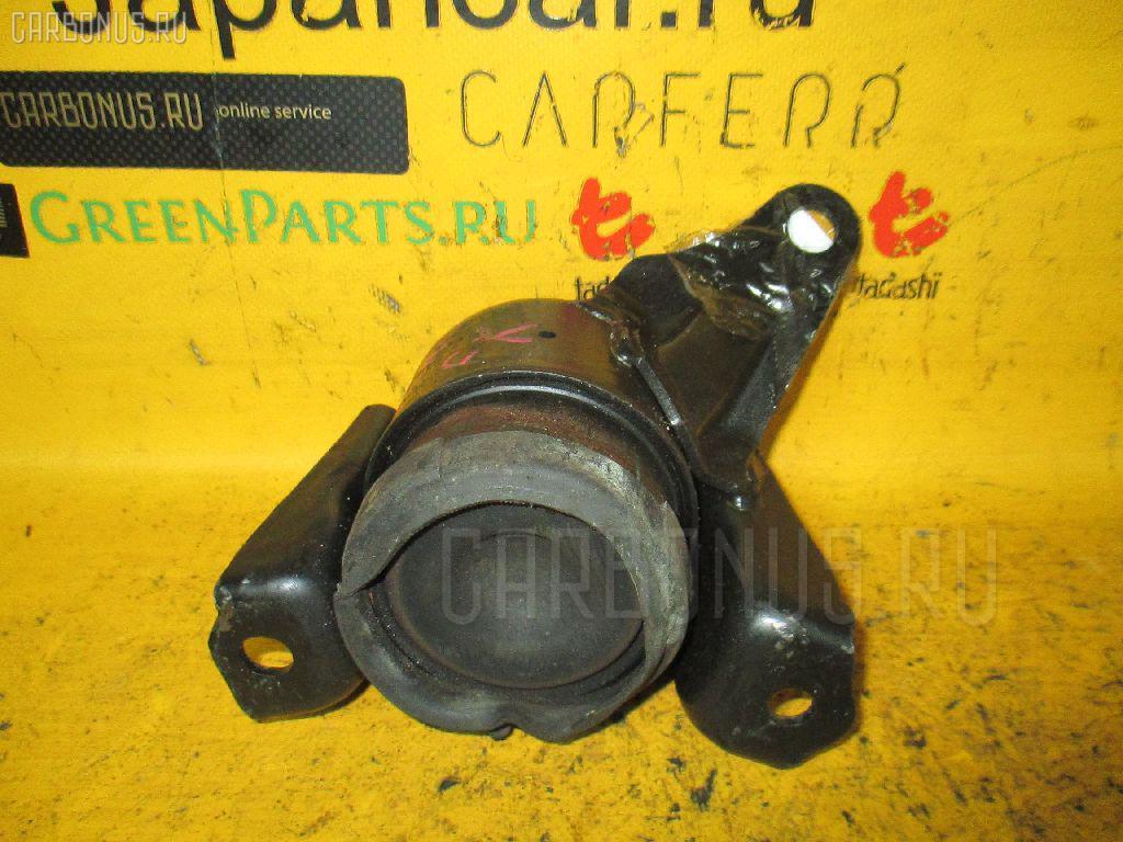 Подушка двигателя 12305-28080 на Toyota Ipsum ACM21W 2AZ-FE Фото 1