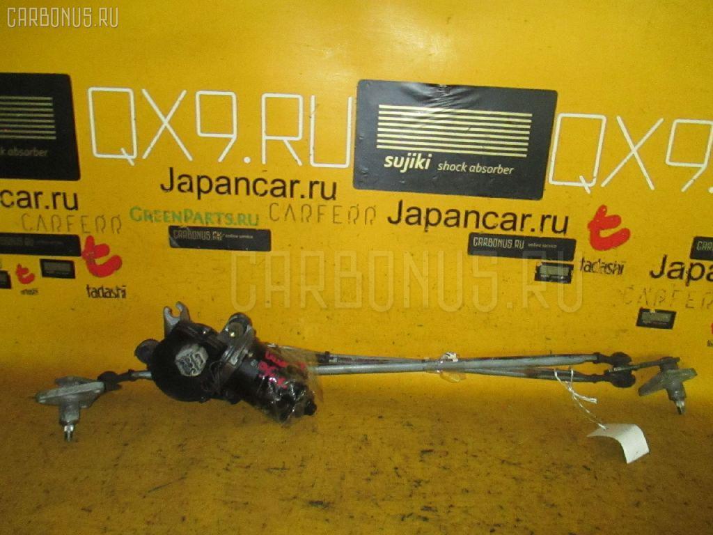 Мотор привода дворников TOYOTA COROLLA LEVIN AE111. Фото 4