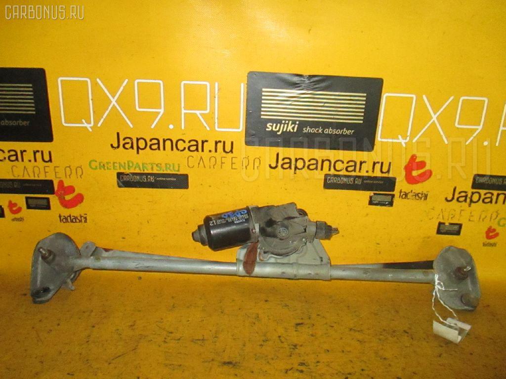 Мотор привода дворников TOYOTA BB NCP30 Фото 1