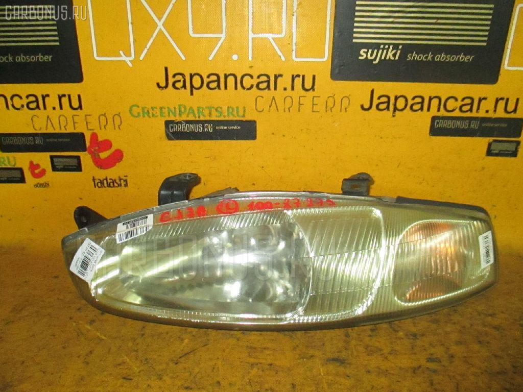 Фара Mitsubishi Mirage CJ2A Фото 1