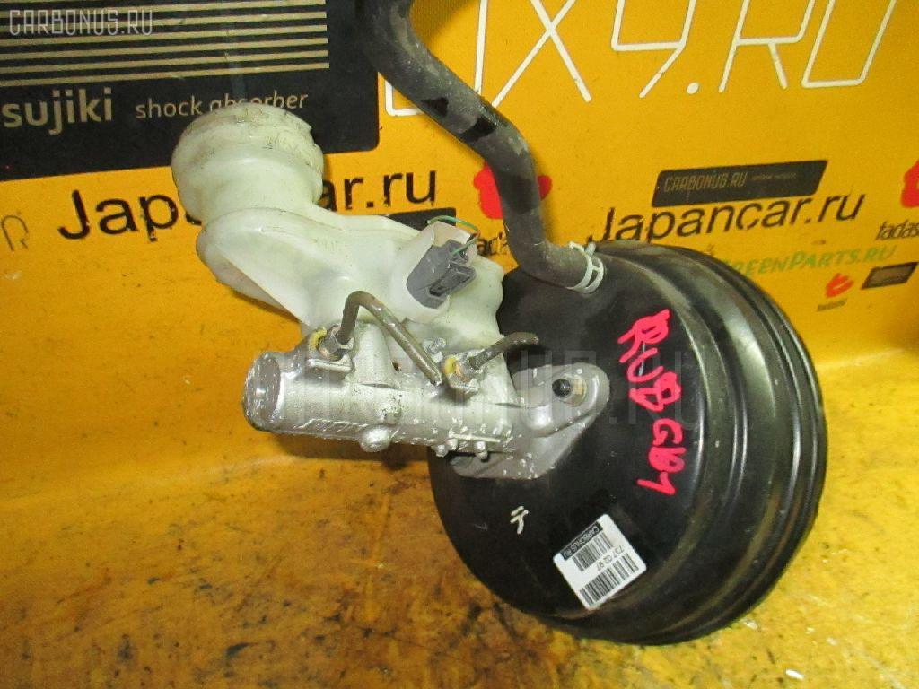 Главный тормозной цилиндр HONDA MOBILIO GB1 L15A Фото 3