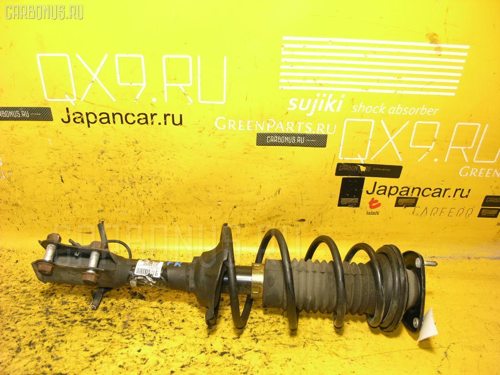 Стойка TOYOTA PROBOX NCP50V 2NZ-FE Фото 1