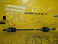 Привод MITSUBISHI GRANDIS NA4W 4G69 Фото 1