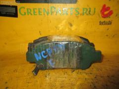 Тормозные колодки TOYOTA PROBOX NCP50V 2NZ-FE Фото 1