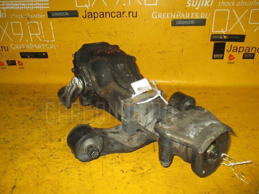 Редуктор Subaru Legacy wagon BH5 EJ206 Фото 1