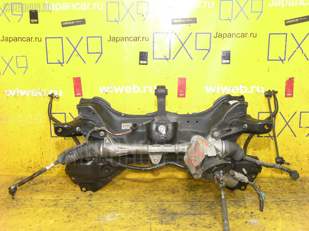 Рулевая рейка Honda Fit GE6 L13A Фото 1