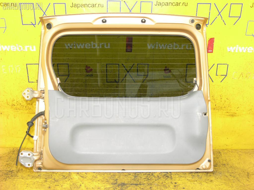 Дверь задняя DAIHATSU MOVE L175S Фото 1