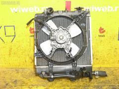 Радиатор ДВС MAZDA DEMIO DW3W B3 Фото 2