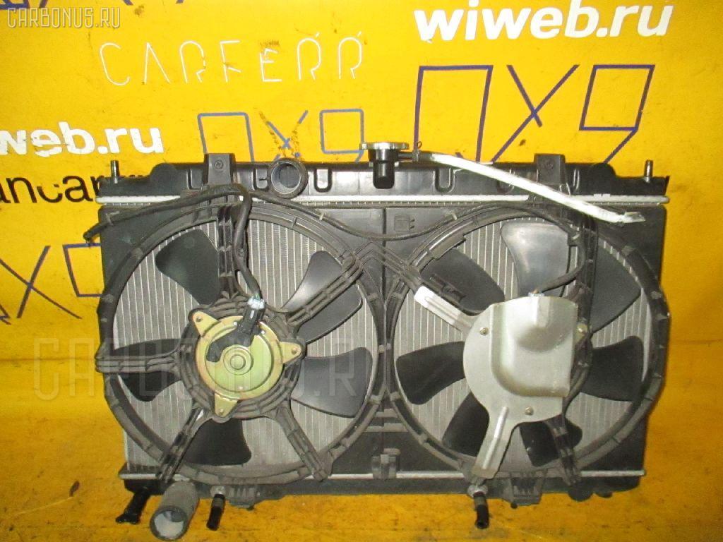 Радиатор ДВС NISSAN PRIMERA RP12 QR25DD Фото 2