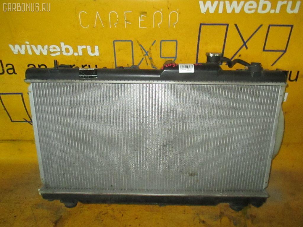 Радиатор ДВС SUBARU IMPREZA WAGON GG2 EJ15 Фото 1