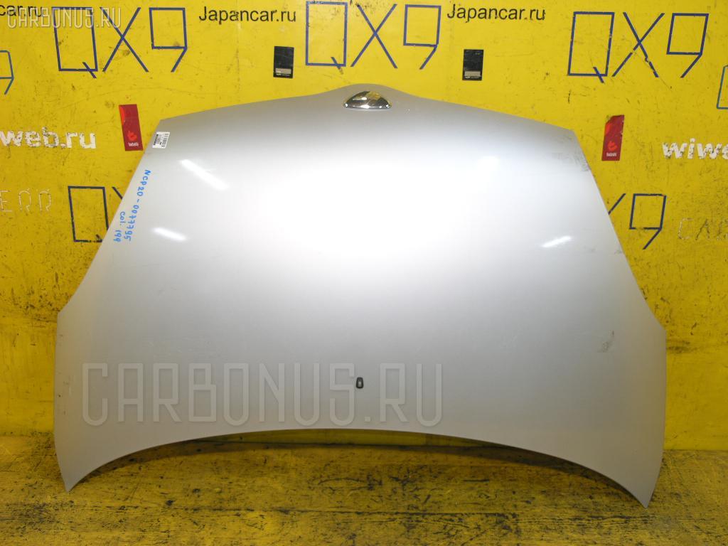 Капот Toyota Funcargo NCP20 Фото 1