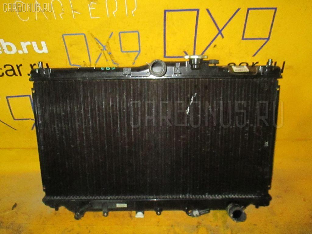 Радиатор ДВС HONDA ACCORD CB3 F20A. Фото 1