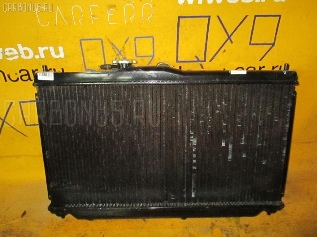 Радиатор ДВС HONDA ACCORD CB3 F20A. Фото 2