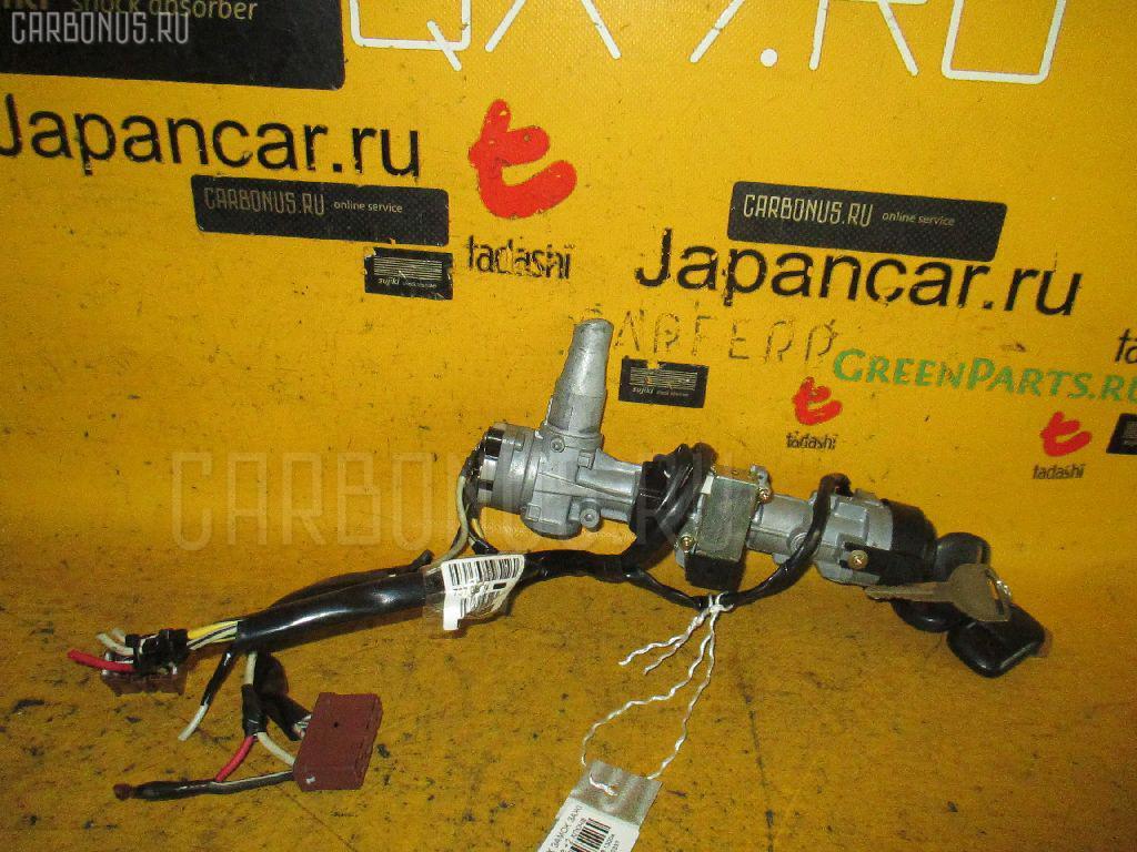 Замок зажигания Honda S-mx RH1 Фото 1