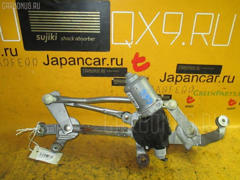 Мотор привода дворников HONDA FIT GE6 Фото 2