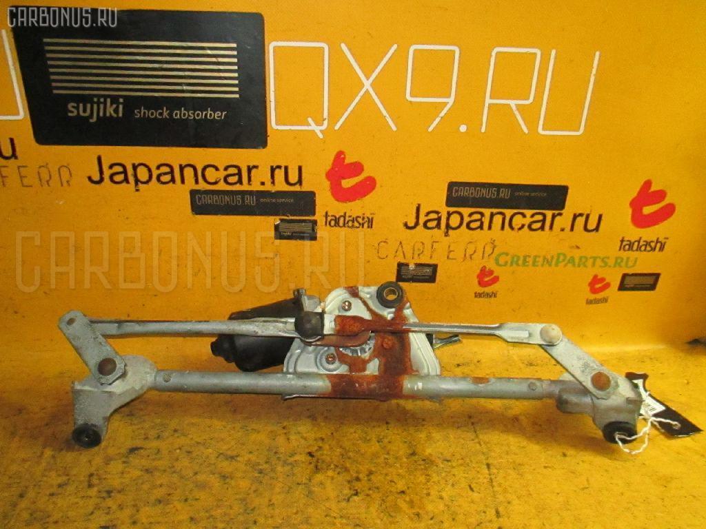 Мотор привода дворников TOYOTA FUNCARGO NCP20 Фото 2