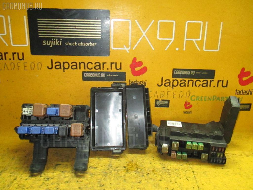 Блок предохранителей NISSAN PRIMERA WAGON WTP12 QR20DE Фото 1