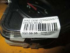 Спидометр Mazda Demio DW3W B3 Фото 3
