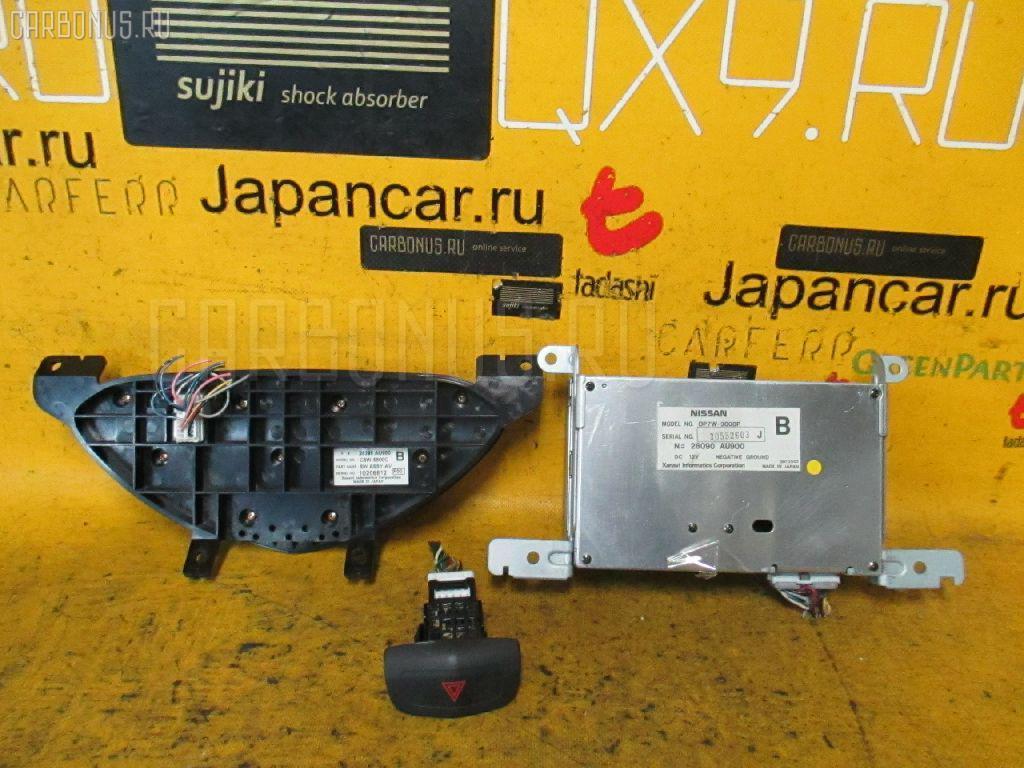 Блок управления климатконтроля NISSAN PRIMERA RP12 QR25DD Фото 2