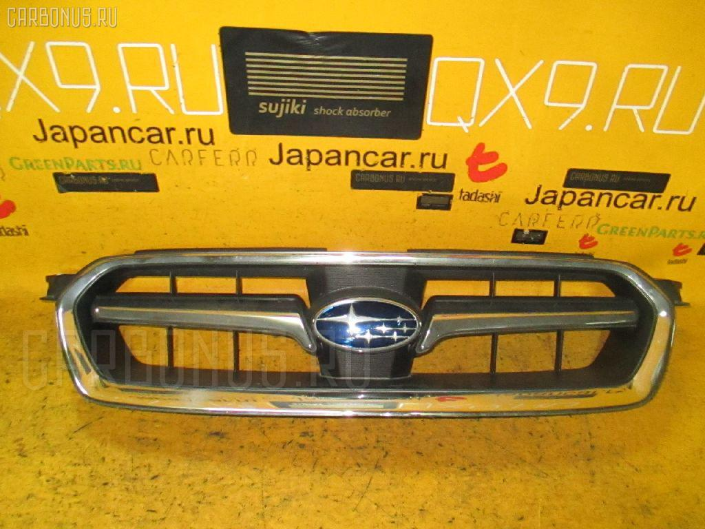 Решетка радиатора Subaru Legacy wagon BPE Фото 1