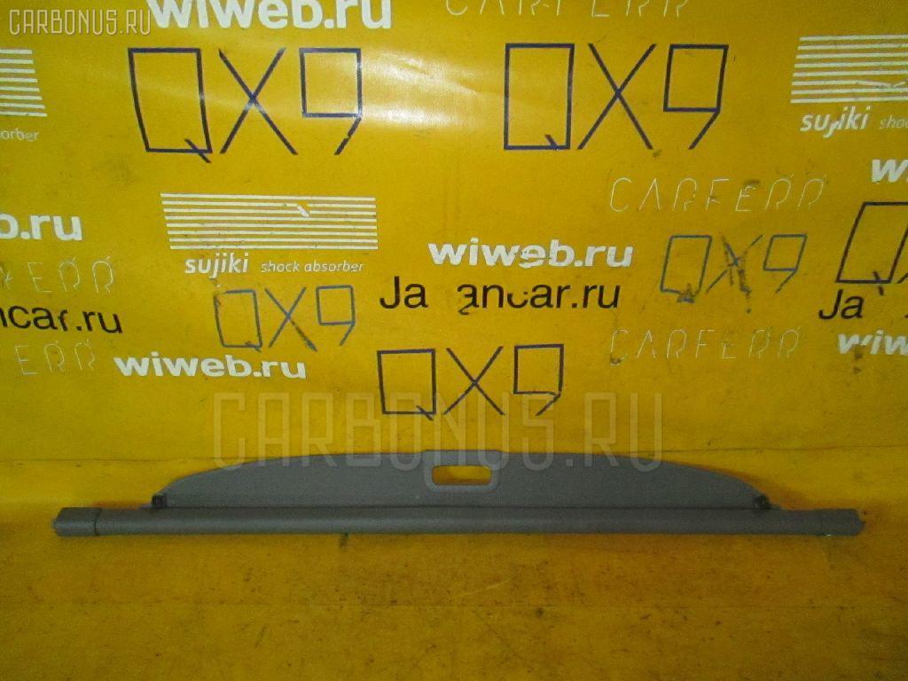 Шторка багажника SUBARU IMPREZA WAGON GG2. Фото 8