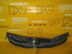 Решетка под лобовое стекло Honda Fit GE6 Фото 1