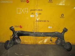 Балка подвески HONDA FIT GE6 L13A Фото 3