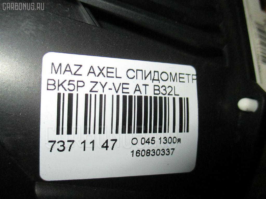 Спидометр MAZDA AXELA BK5P ZY-VE Фото 3