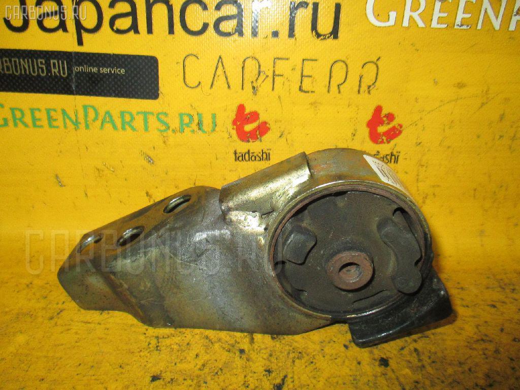 Подушка двигателя MAZDA DEMIO DW3W B3. Фото 6