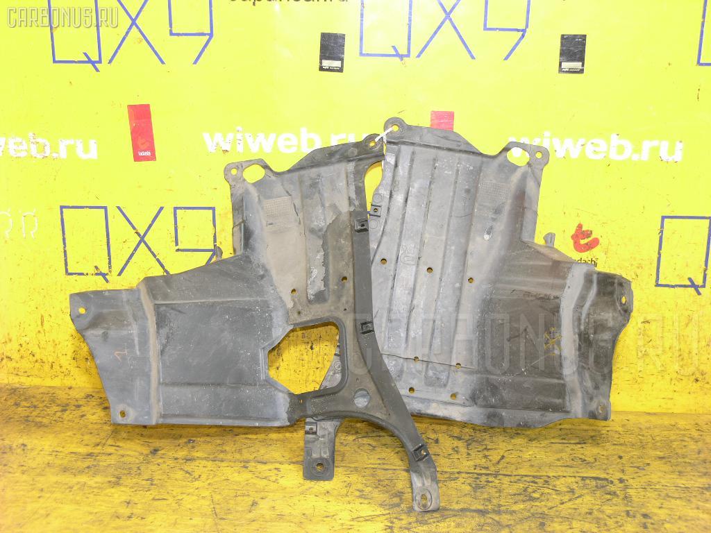 Защита двигателя HONDA FIT GE6 L13A. Фото 2