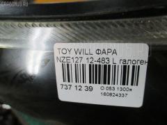 Фара TOYOTA WILL VS NZE127 Фото 3