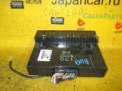 Блок управления климатконтроля Subaru Legacy lancaster BH9 EJ25 Фото 2