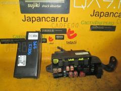 Блок предохранителей Subaru Legacy b4 BE5 EJ20TT Фото 1