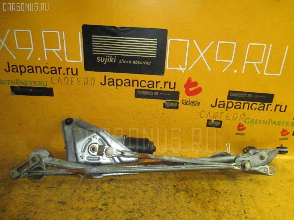 Мотор привода дворников SUBARU LEGACY LANCASTER BH9 Фото 2